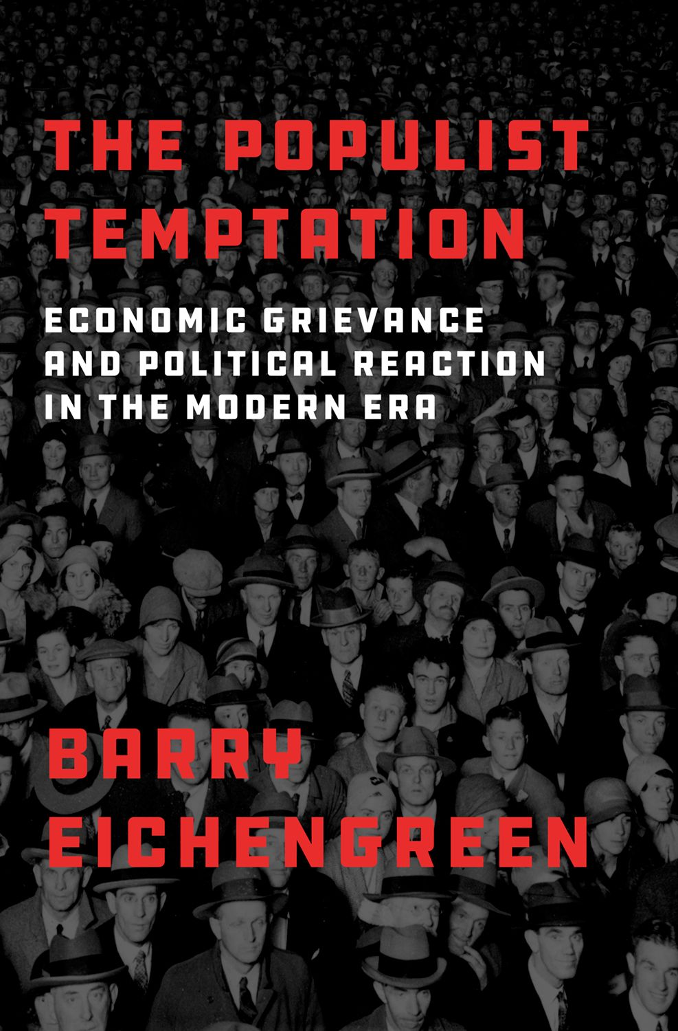 The Populist Temptation book cover