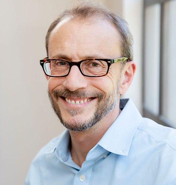 Professor Jack Glaser