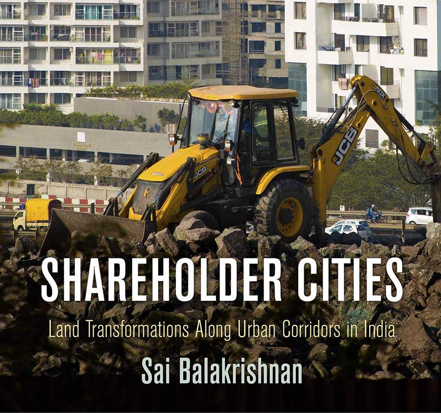 Shareholder Cities book cover
